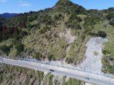 国道220号台風22号災害復旧工事(その2)