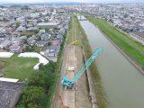八重川右岸浸透対策外工事