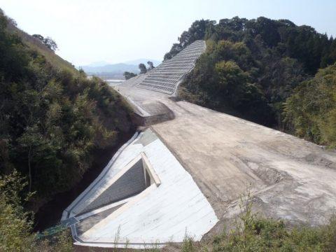 東九州道(北郷~日南)恵良地区改良工事
