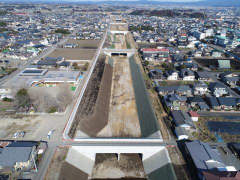宮崎10号南横市地区改良(その4)外工事